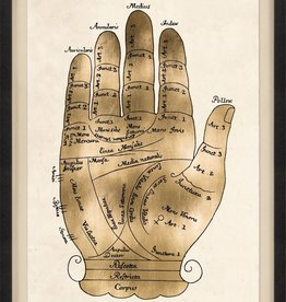 GALLICUS HANDS 2, GOLD LEAF