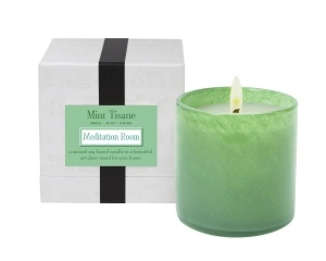 LAFCO MEDITATION ROOM CANDLE/MINT TISANE