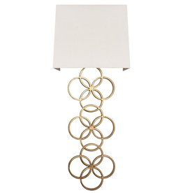 HARRIET GOLD WALL SCONCE