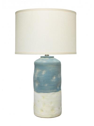 SEDONA TABLE LAMP w/ MEDIUM DRUM SHADE