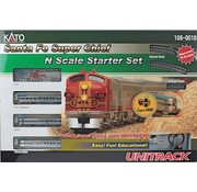 Kato USA (KAT) 381- N SF Super Chief Starter Set