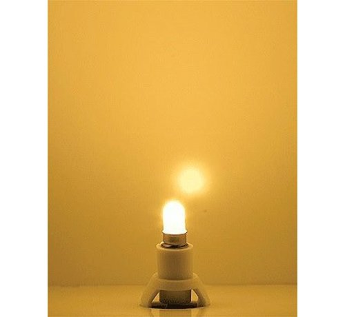 Faller Gmbh (FAL) 272- 180660 LED Building Interior Light with Base -- Warm White