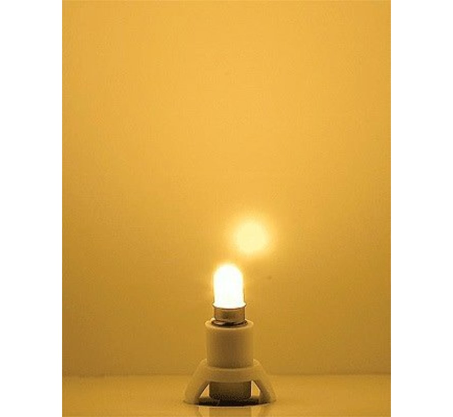 180660 LED Building Interior Light with Base -- Warm White