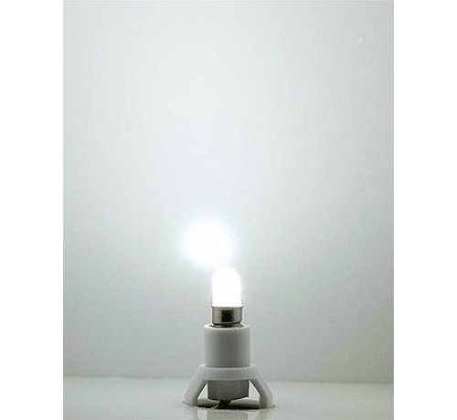 Faller Gmbh (FAL) 272- LED Building Interior Light w/Base -- White