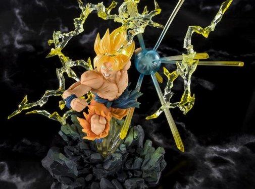 Tamashii Nations Super Saiyan Son Goku