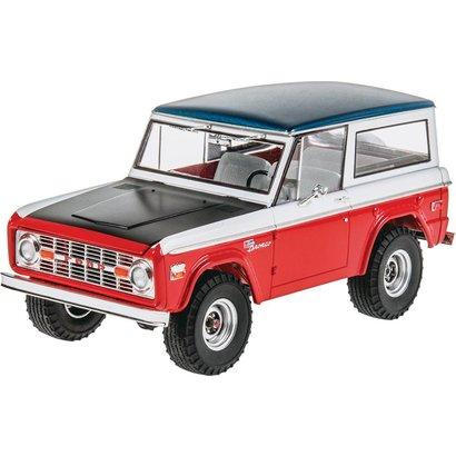 RMX- Revell 854436 - Baja Bronco 1971 thru 1975 Plastic Model Kit 1/25