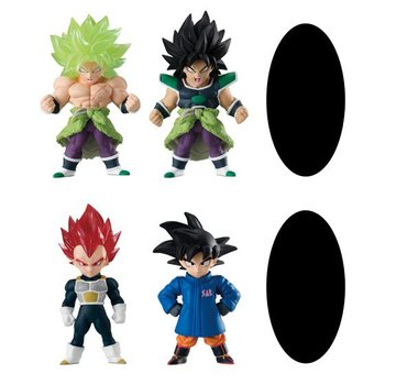 Bandai Shokugan Dragon Ball Adverge 9 Figure (Random fig)