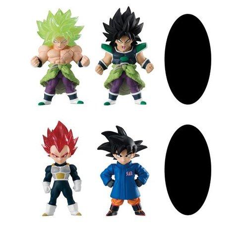 "Bandai Shokugan 29061 Dragon Ball Adverge 9 ""Dragon Ball Super"" Bandai Adverge"