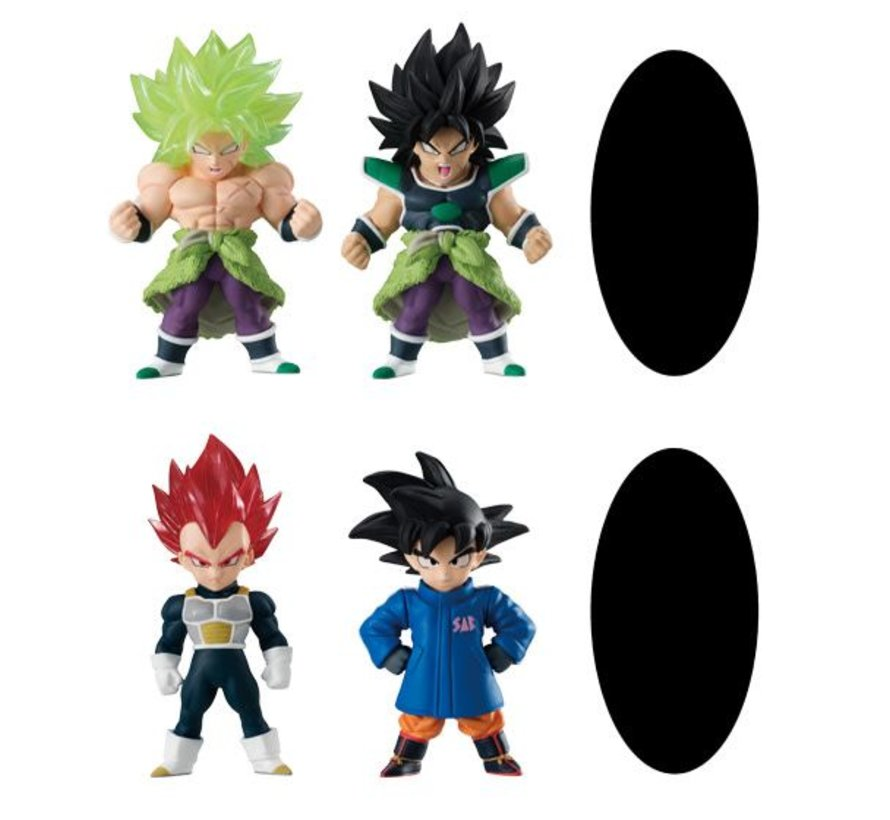 "29061 Dragon Ball Adverge 9 ""Dragon Ball Super"" Bandai Adverge"