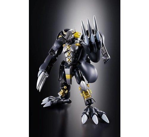 "Tamashii Nations 55030 08 Black Wargreymon ""Digimon"", Bandai Digivolving Spirits"