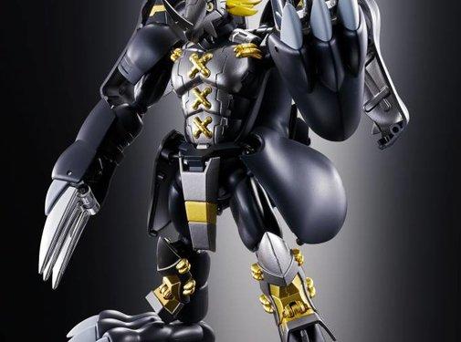 Tamashii Nations 08 Black Wargreymon Digimon