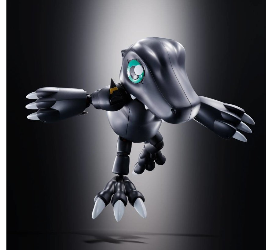 "55030 08 Black Wargreymon ""Digimon"", Bandai Digivolving Spirits"