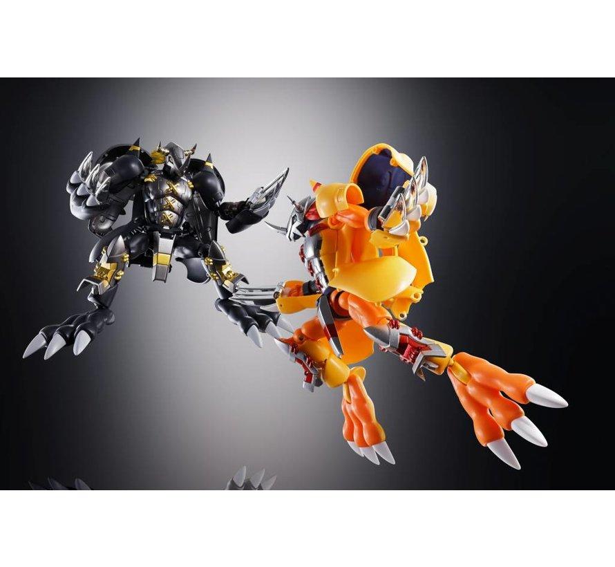 "55030 08 Black Wargreymon ""Digimon"", Bandai Digivolving Spirits"