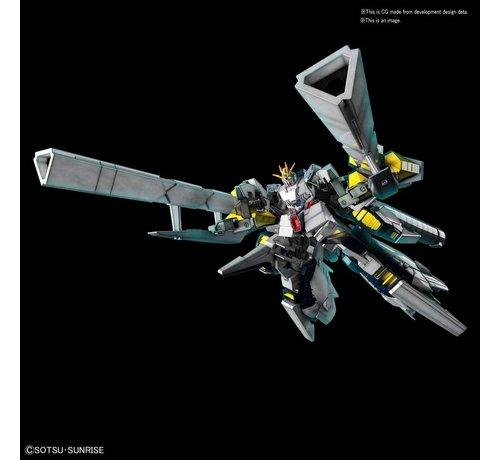 "BANDAI MODEL KITS 5055365 #218 Narrative Gundam A-Packs ""Gundam NT"", Bandai HGUC 1/144"