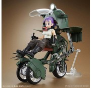 BANDAI MODEL KITS Bulma's Variable No.19 Bike