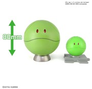 BANDAI MODEL KITS Haro Gundam Figure-rise Mechanics