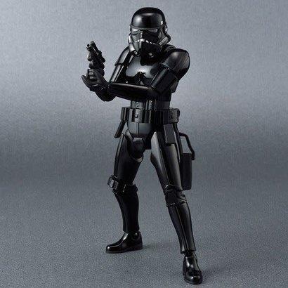 """BANDAI MODEL KITS 205880 Shadow Stormtrooper """"Star Wars"""", Bandai Star Wars Character Line 1/12"""