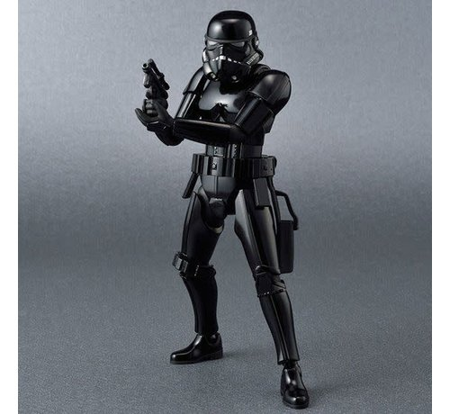"BANDAI MODEL KITS 205880 Shadow Stormtrooper ""Star Wars"", Bandai Star Wars Character Line 1/12"