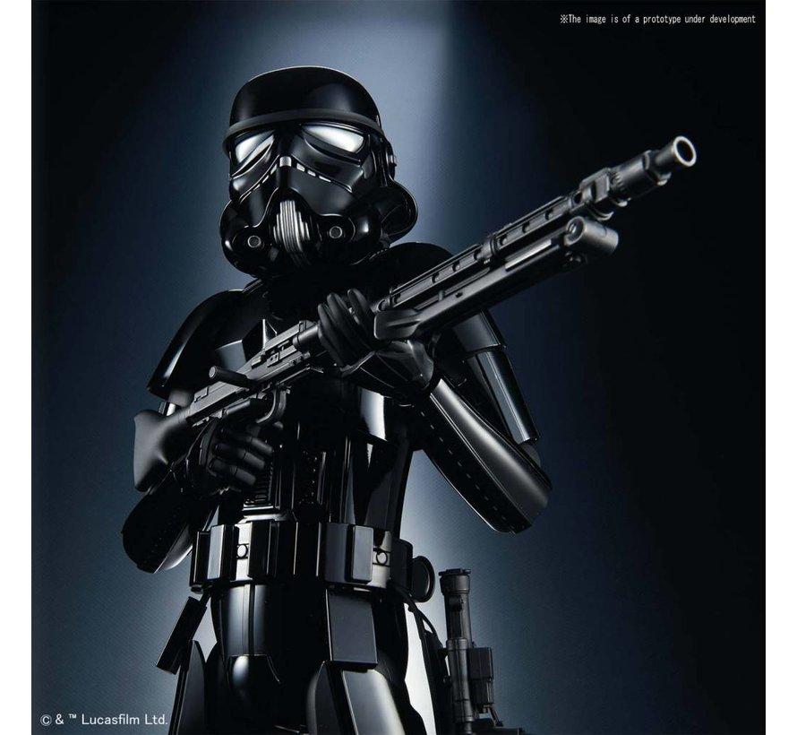 "5055866 Shadow Stormtrooper ""Star Wars"", Bandai Star Wars Character Line 1/6"