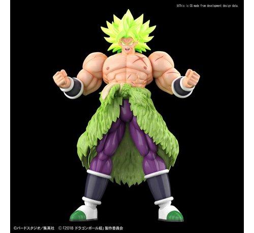 "BANDAI MODEL KITS 5055712 Super Saiyan Broly Full Power ""Dragon Ball Super"", Bandai Figure-Rise Standard"