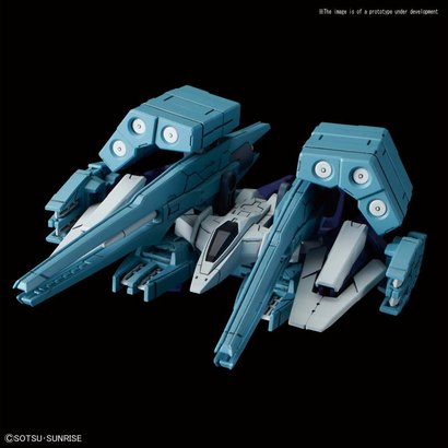 "BANDAI MODEL KITS 5055713 #46 HWS & SV Customize Weapon Set ""Build Divers"", Bandai HGBC"