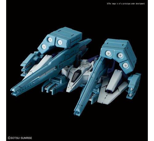 "BANDAI MODEL KITS 5055713 #46 HWS & SV Customize Weapon Set ""Build Divers"", Bandai HGBC"
