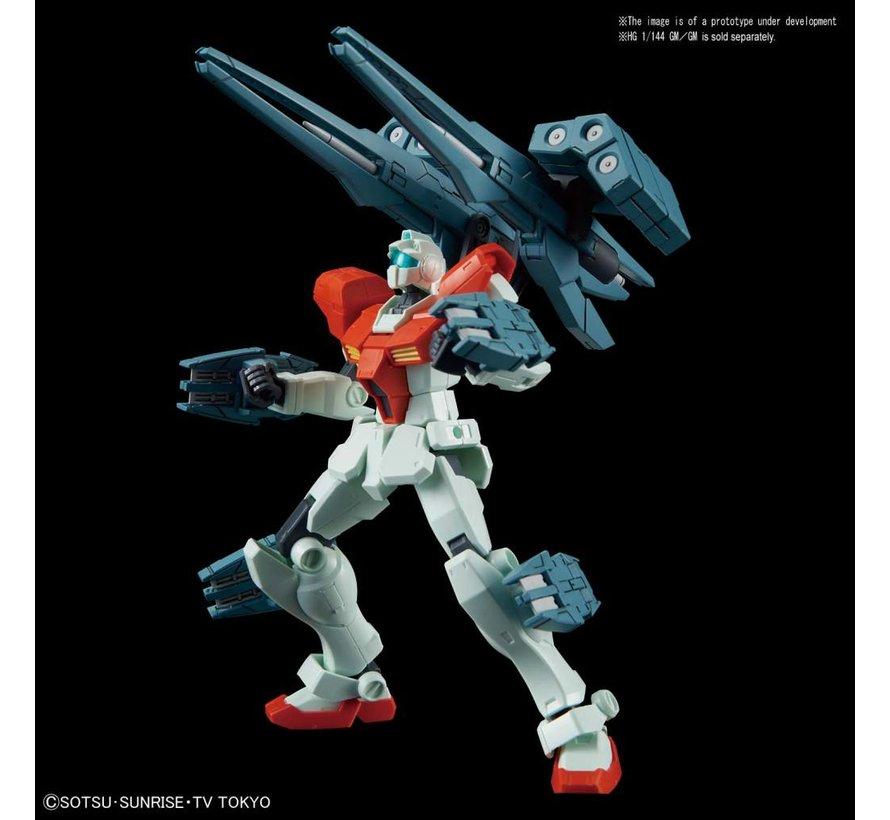 "5055713 #46 HWS & SV Customize Weapon Set ""Build Divers"", Bandai HGBC"