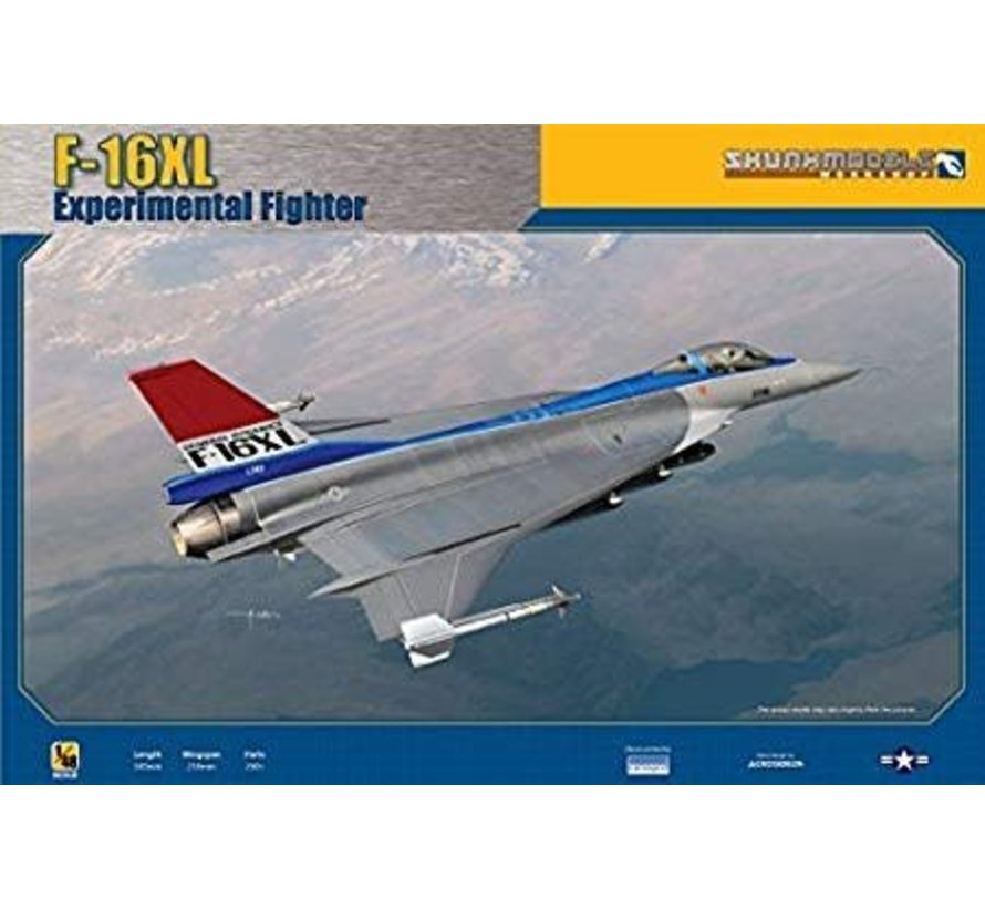 48026 1/48 F-16XL Experimental Fighter