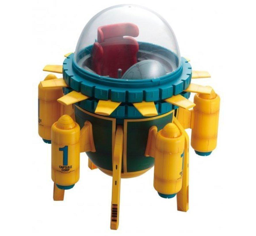 "(1) Trunks' Time Machine ""Dragon Ball Z"", Bandai Figure-rise Mechanics"
