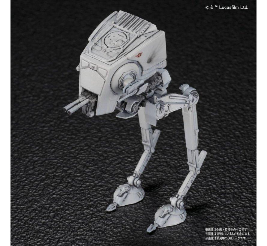 """215632 AT-ST & Snowspeeder """"Star Wars"""", Bandai Star Wars 1/144"""