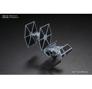 Bandai Tie Advanced x1 and Tie Fighter 1/144
