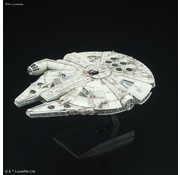 BANDAI MODEL KITS Millennium Falcon 1/350