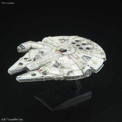 "BANDAI MODEL KITS 210501 Millennium Falcon ""Star Wars"", Bandai Star Wars 1/350"