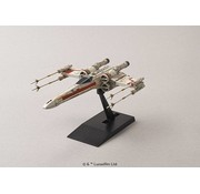 BANDAI MODEL KITS X-Wing StarFighter 1/144