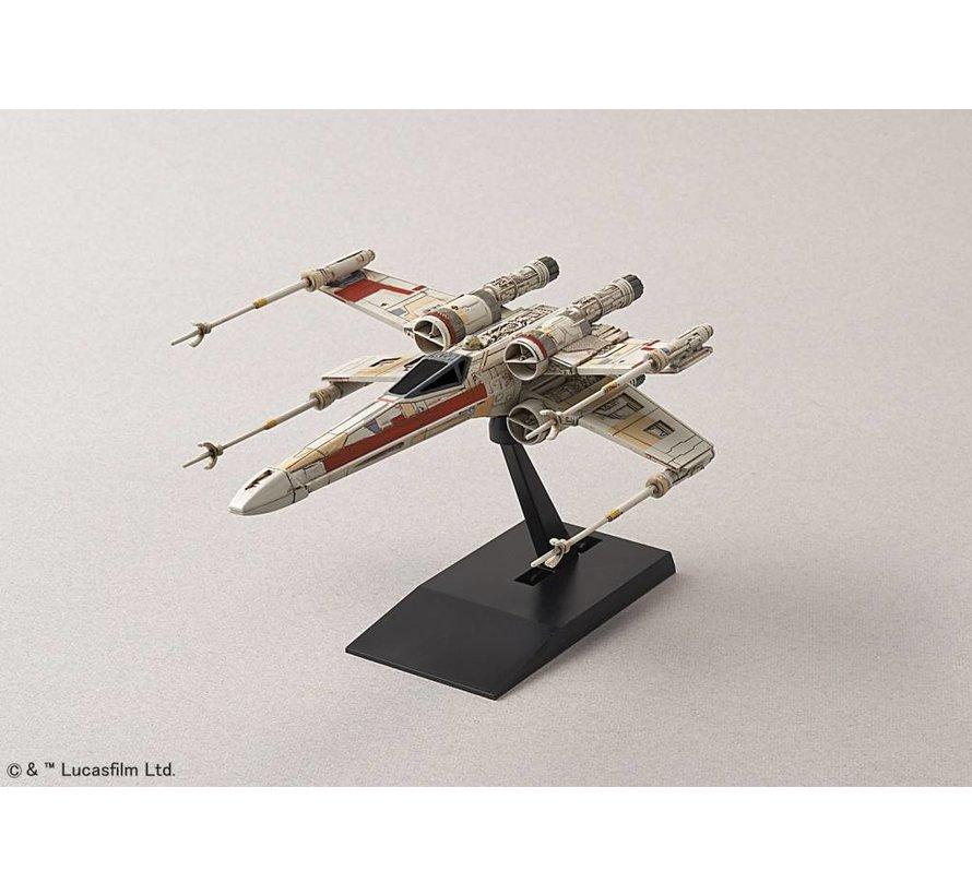 "204885 X-Wing StarFighter ""Star Wars"", Bandai Star Wars 1/144"