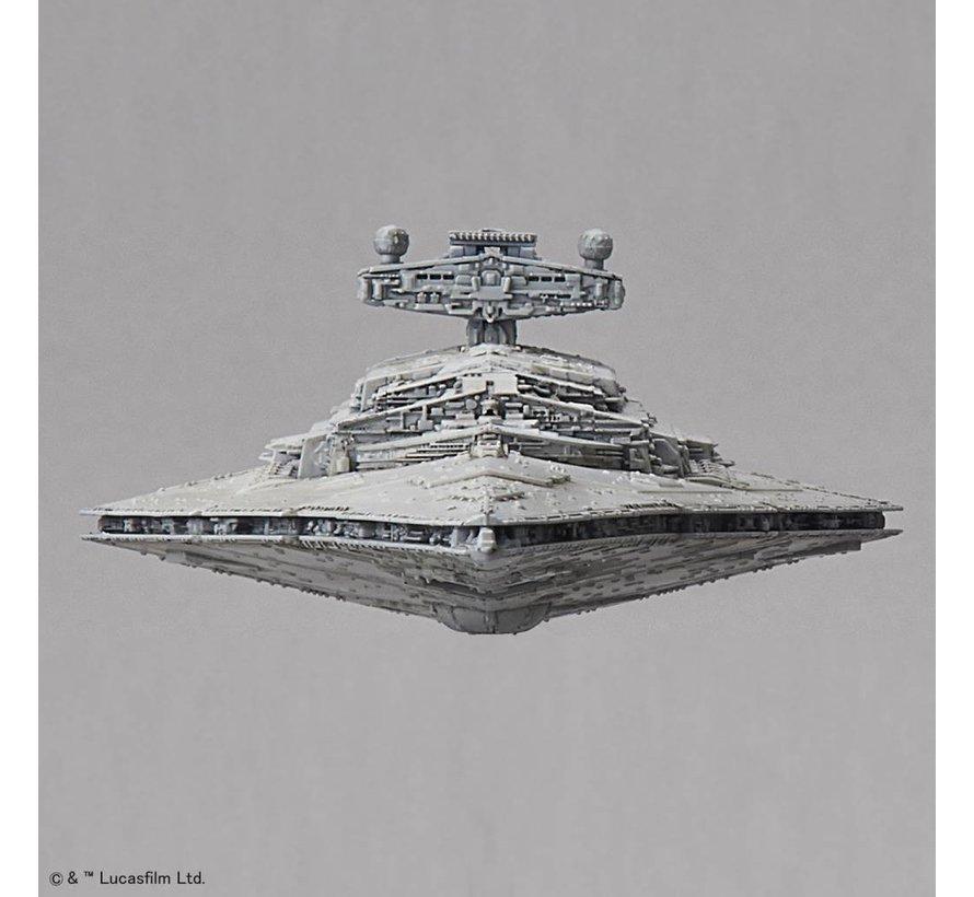 """204884 Star Destroyer """"Star Wars"""", Bandai Star Wars 1/14500"""