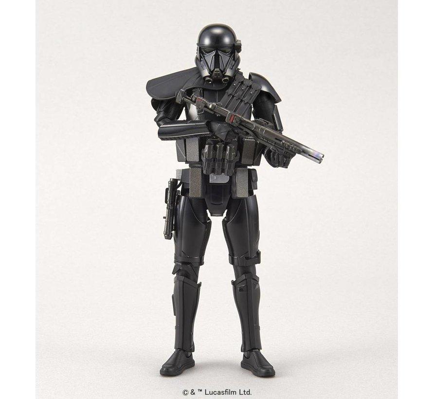 "209052 Death Trooper Rogue one ""Star Wars"", Bandai Star Wars Character Line 1/12"