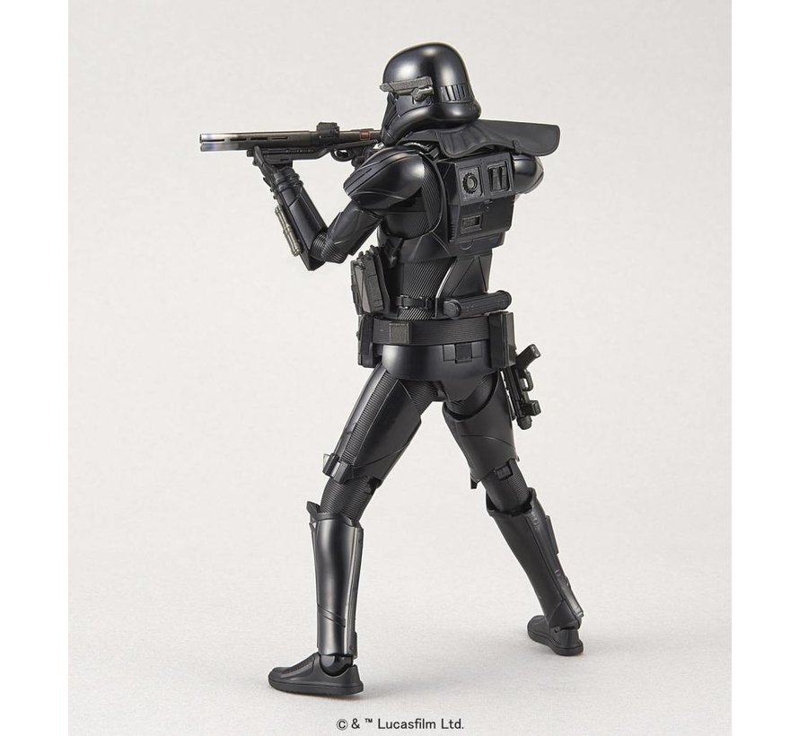 "209052 Death Trooper ""Star Wars"", Bandai Star Wars Character Line 1/12"