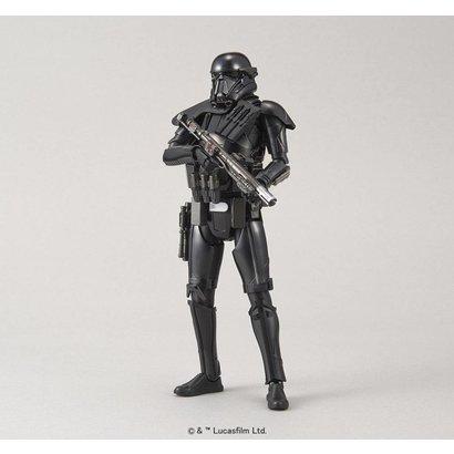 "BANDAI MODEL KITS 209052 Death Trooper ""Star Wars"", Bandai Star Wars Character Line 1/12"