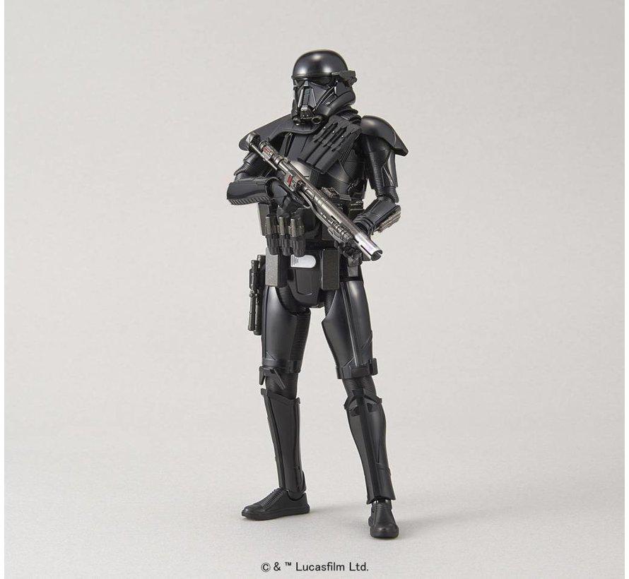 "2439834  Death Trooper Rogue one ""Star Wars"", Bandai Star Wars Character Line 1/12"