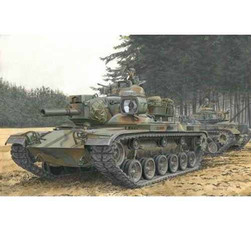 DML - Dragon Models 3562 M60A2 Starship - 1/35 Smart Kit