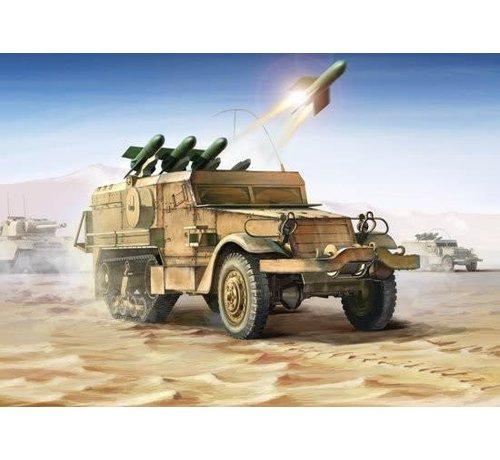 DML - Dragon Models 3579 IDF M3 Halftrack Nord SS-11 Anti-Tank Missile Carrier 1/35