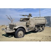 DML - Dragon Models IDF M3 Halftrack w/20mm Hispano-Suiza HS.404 cannon