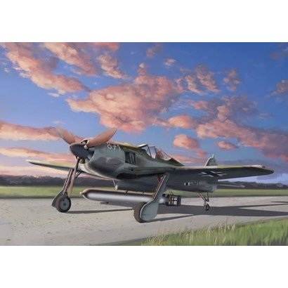 DML - Dragon Models 5569 Fw190A5/U-14 1/48