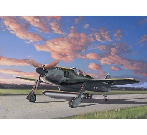 DML - Dragon Models 5569 Fw190A5/U-14 1/48