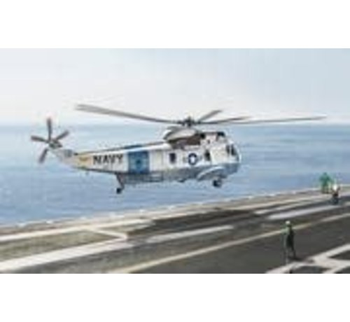 DML - Dragon Models 5113 Sea King SH-3G USN Utility Transporter - Smart Kit 1/72