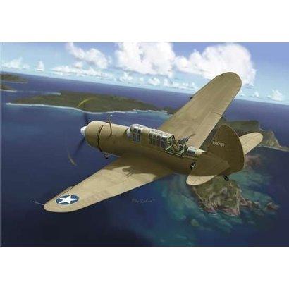 DML - Dragon Models 5115 A-25A-5-CS Shrike - Wing Tech Series 1/72