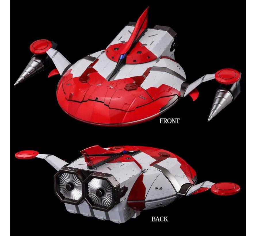 "88035 Grendizer & Spazer Set ""UFO Robot Grendizer"", SEN-TI-NEL Riobot"