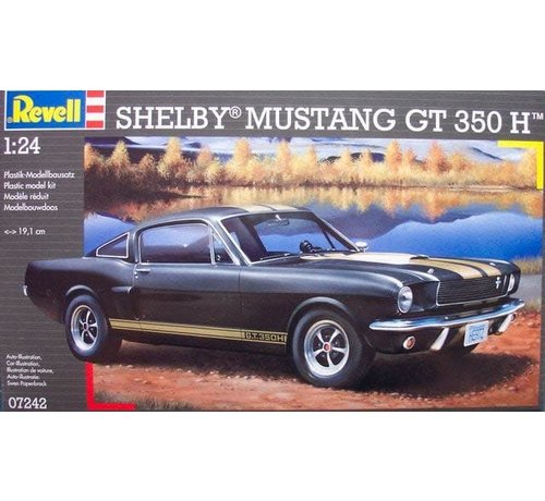 Revell Germany (RVL) 07242 1/24 Shelby Mustang GT 350 H