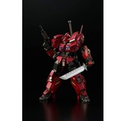 Flame Toys #03 - Shattered Glass Drift Transformers